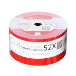 CD-R Full Surface Inkjet Printable 50 Pack